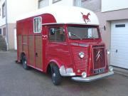 CITROEN HY THEAULT - 1964