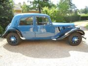 CITROEN Traction 11 B Limousine - 1938