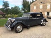 CITROEN Traction 15/6 D - 1953