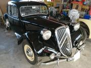CITROEN Traction 15/6 D - 1949